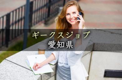 愛知県(名古屋)でギークスジョブを使うときに知っておきたい全知識